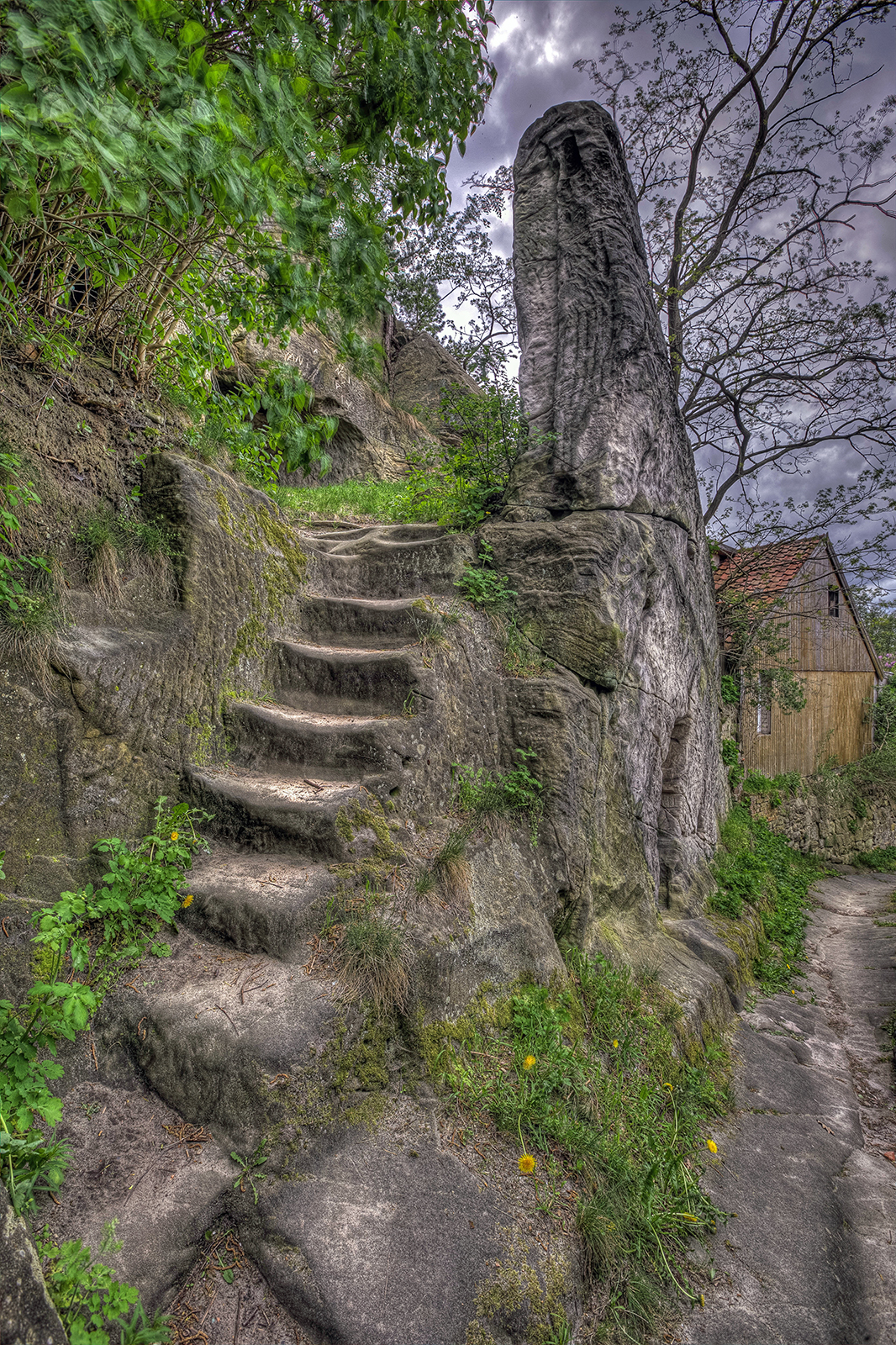 höhlenwohnungen im harz